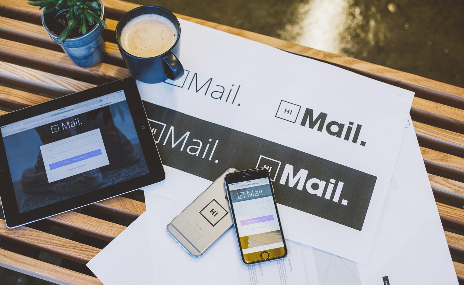 Hi Mail Showcase 2